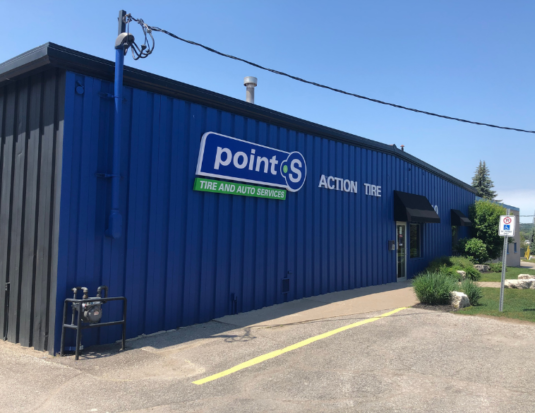 Action Tire Point S