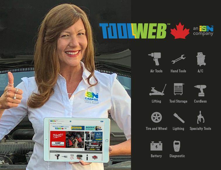 Melanie Rivard toolweb ISN