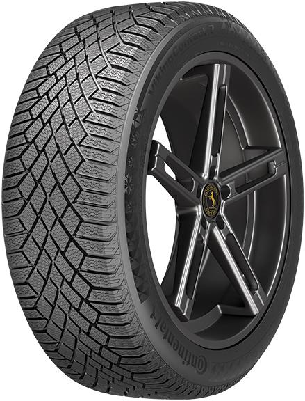 Continental VikingContact 7 tire 2021