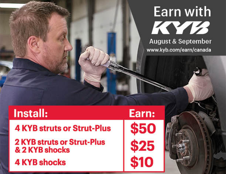 Kyb earn reward program