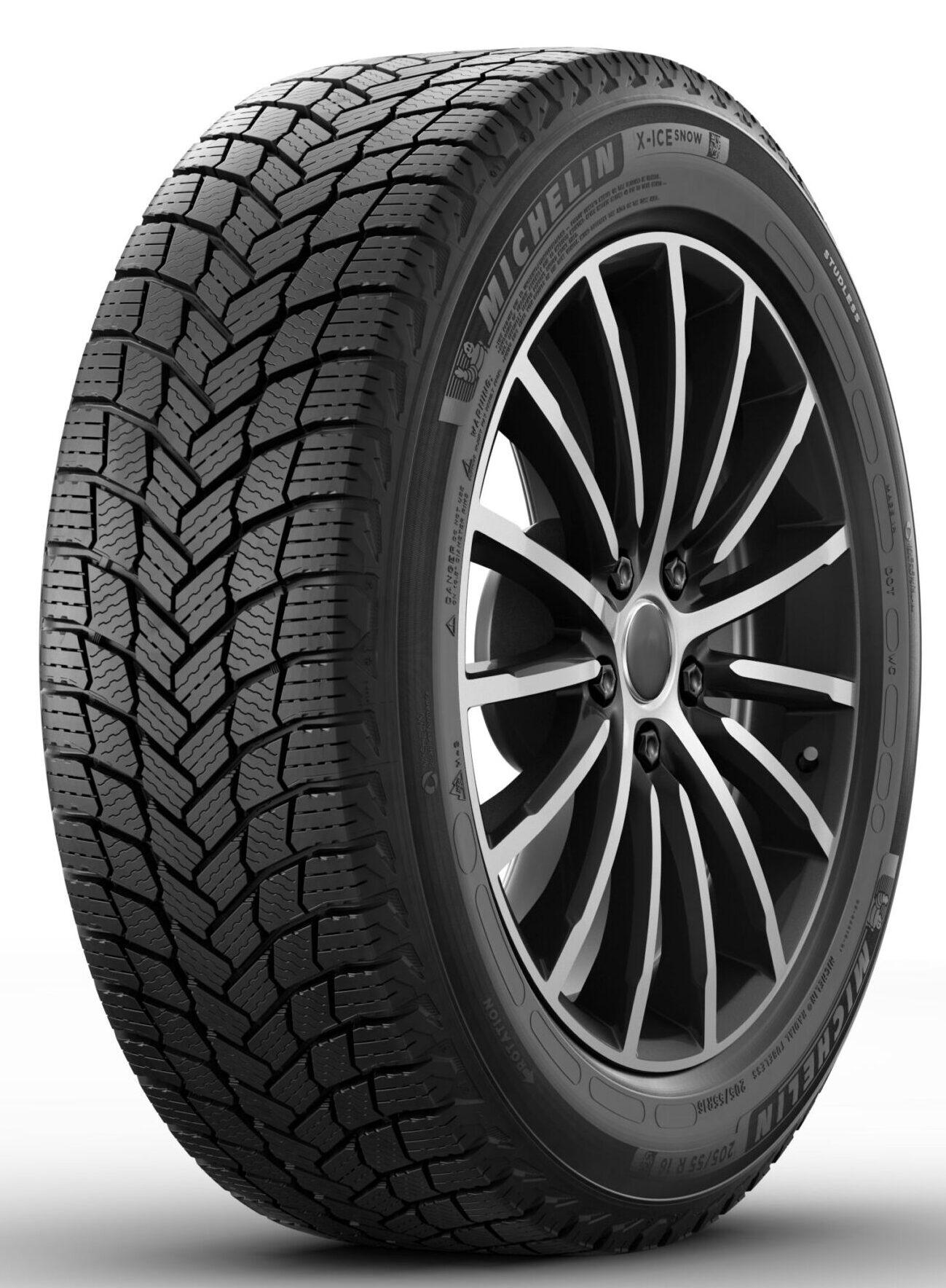 Michelin X-Ice Snow tire 2021