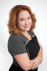 Melanie Desharnais VP du megacentre