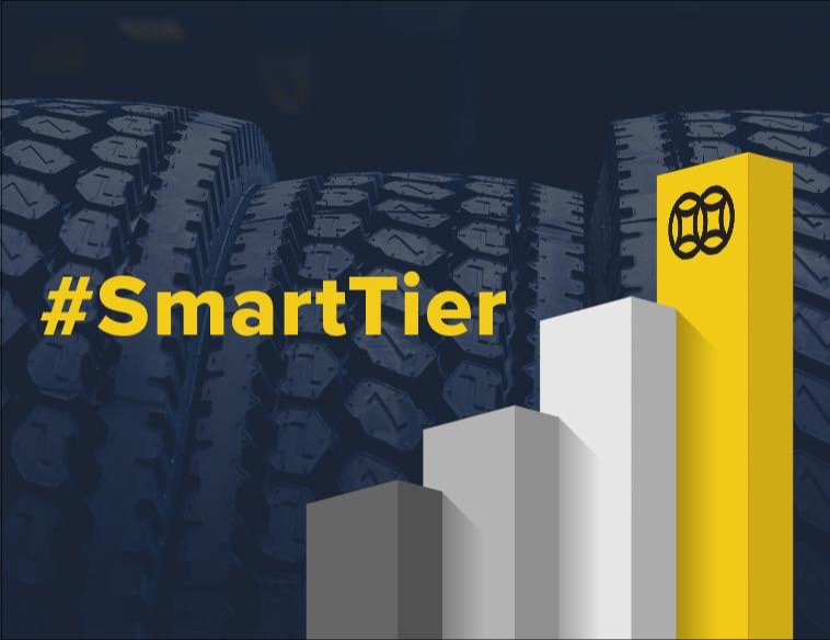 tire tier smarttier double coin graphic