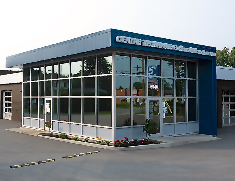 Leroux magasin