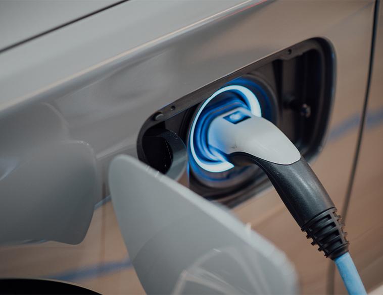 véhicule électrique recharge