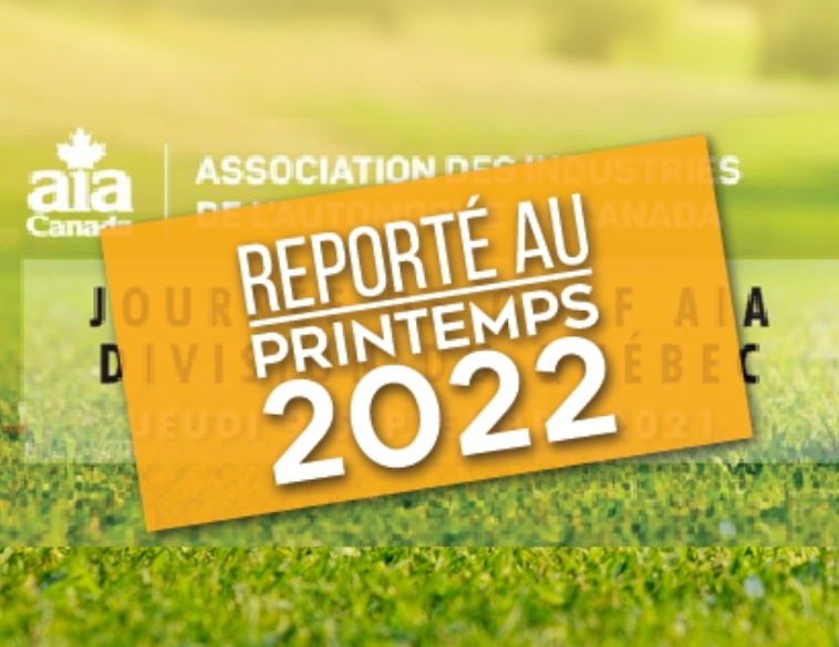 AIA Quebec Golf reporte