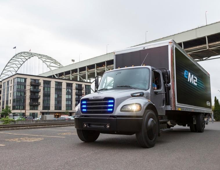 daimler electric commercial vehicle bev