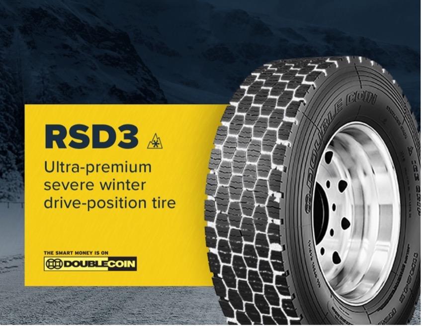 double coin RSD3 winter tire