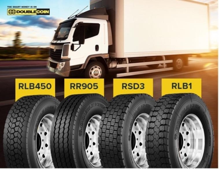 double coin tires RLB450 RR905 RSD3 RLB1