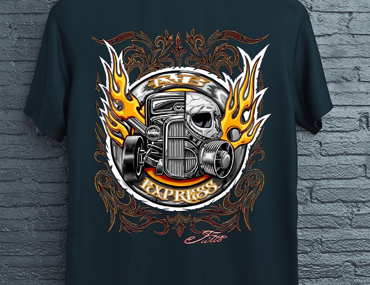 AB Express shirt