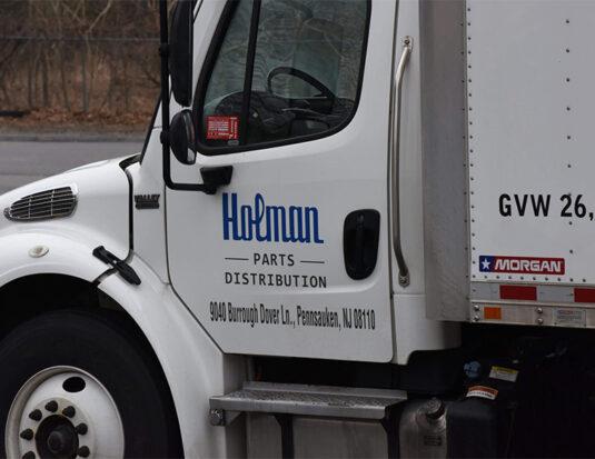holman truck