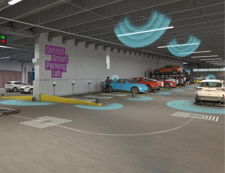 Smart parking Lab