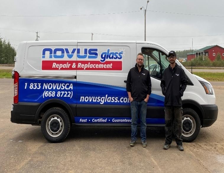 novus glass northwest territories
