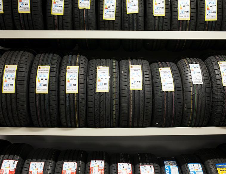 inventaire pneu